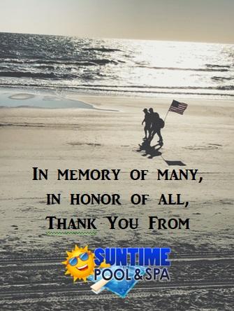 Memorial Day Ad